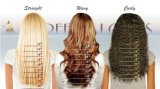 As perucas do cabelo humano/atam completamente perucas