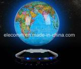 Elementi creativi del regalo, visualizzazione del globo di levitazione magnetica