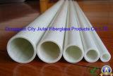 Aislante de tubo redondo de la fibra de vidrio antiestática e impermeable