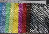衣服、靴、装飾、袋のための新しいデザインヘビパターン総合的な革。 (HS-Y28)
