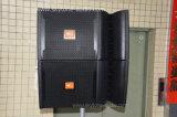 ラインアレイスピーカーの立場が付いているVrx932lapラインアレイDJのスピーカーのキャビネット
