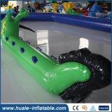 新しいデザイン卸売の膨脹可能なユニコーンのプールの浮遊物、膨脹可能で巨大な水おもちゃ