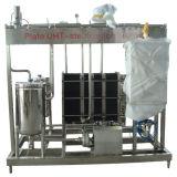 Type de plaque automatique complète 2000L / H Flash Pasteurizer Machine