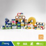 毎日の使用のための高品質BOPPの透過付着力の包装テープ