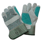 Анти--Поцарапайте кожаный защитные перчатки руки работы для рафинадного завода