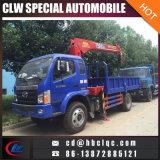 gru montata camion di 4X2 Foton 4t