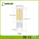 Электрическая лампочка шарика 1W 1.5W 2W 3W 5W 7W миниая СИД мозоли G4 G9 2835 SMD СИД