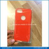 El silicón original de la calidad encajona las cajas del teléfono móvil para el iPhone 6/6s/6p/6sp/7/7p
