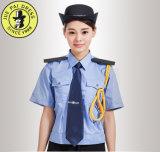 Uniforme neuf de garde de sécurité de femme du modèle 2017