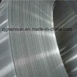 Алюминиевая плита используемая для перевозки рельса,