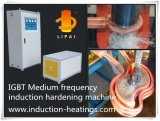 Bewegliche Induktions-Heizungs-Hochfrequenzmaschine für die Verhärtung