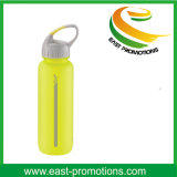 популярная пластичная бутылка питья 650ml, подгонянная пластичная бутылка воды спорта