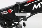 """26 """" ruedas eléctricas adultas plegables de la aleación del magnesio de la bici del patio"""
