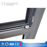 Aluminiumdoppelte glasiert Kippen-Drehen Windows einwilligen mit Australien-Standards