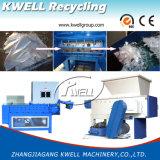 단 하나 샤프트 슈레더 또는 낭비 플라스틱 재생 슈레더 또는 플라스틱 비분쇄기