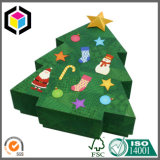 Choisir le cadre de empaquetage de Noël de papier de carton de vin de paquet