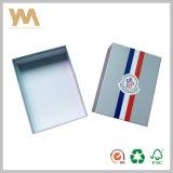 Rectángulo de regalo de papel encantador modificado para requisitos particulares para empaquetar