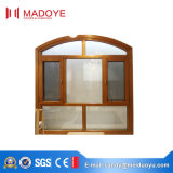 Da oferta dourada do fornecedor de China Casement de alumínio Windows com tela da mosca