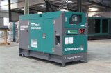 Jogo de gerador Diesel silencioso super 2kVA do projeto novo - gerador de potência 2500kVA