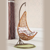 Novo design Outdoor All Weather Hand Woven PE Wicker / Rattan Hammock Swing Chair