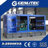 Дизель генератора силы 200kw/250kVA Cummins Genlitec (Китая) тепловозный (GPC250S)