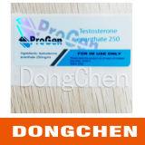 Les meilleures étiquettes de fiole d'Anabolizantes Testosterona 10ml de qualité
