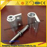 Perfil de aluminio industrial con el proceso profundo del CNC