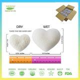 Molhar/secar a esponja Konjac natural de 100% Ficial