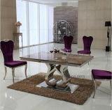 De eenvoudige Typische Hoogste Marmeren Lijst van de Eetkamer voor Verkoop