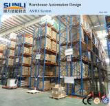 高品質Q235Bの鋼線のデッキ頑丈なパレット倉庫のラッキングの製造業者