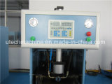 Stablle y de buena calidad semi-automática máquina de moldeo por soplado y estiramiento