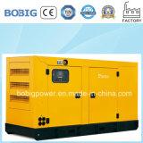 gerador aberto do gerador silencioso Soundproof de 11kVA -42kVA com motor de Quanchai