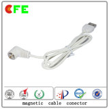 1pin는 전기 제품을%s 자석 비용을 부과 연결관을 방수 처리한다