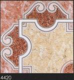 Precio de cerámica al aire libre 400X400 del azulejo de suelo del resbalón anti de la sala de estar