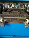 Machine gravante en relief de plaque de porte de la série Yh27 de Dhp, presse à mouler de peau de porte