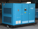 변하기 쉬운 주파수 공기 압축기 (KF220-08INV)가 기름에 의하여 바보짓을 했다 회전하는 나사