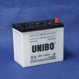 Die Standard Speicherautobatterie JIS trocknen belastetes N4512V45ah