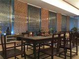 カラーの装飾的なステンレス鋼の壁パネル、壁の区分スクリーンおよびデザイン