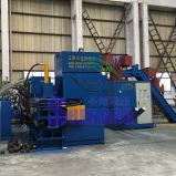 Y83W-5000 de horizontale Ijzerhoudende Machine van het Briketteren van het Metaal
