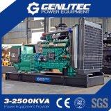 De Diesel 200kVA van Yuchai 160kw Prijs van de Generator voor Verkoop