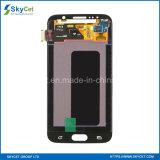 OEM de Originele Mobiele LCD van de Telefoon Becijferaar van de Aanraking van het Scherm voor Samsung S6