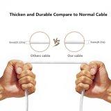 Cable micro del cargador del conector del USB con el anillo magnético