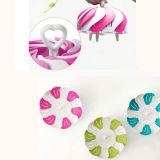Blumenblatt-Entwurfs-Frucht überzieht Frucht-Filterglocke-die einziehbare Frucht-Korb-Küche, die Frucht-Platte für Parteien, Hochzeiten, Baby-Duschen speist