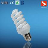 Volle gewundene Leuchtstofflampe E27 mit kompletten Bescheinigungen