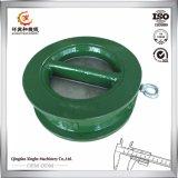 Отливка утюга чугуна OEM дуктильная с зеленой картиной