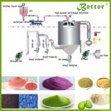 O secador de pulverizador para o líquido gosta do café, leite, baixa energia