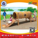 Спортивная площадка корабля пирата напольного оборудования спортивной площадки деревянная для парка