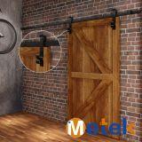 Деревянная ванная комната сползая штуцеры оборудования двери амбара