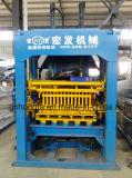 Bloc concret automatique hydraulique de vente d'usine faisant la machine (QT6-15)