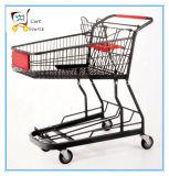 Korb-Supermarkt-Einkaufswagen der japanischen Art-zwei, Karre des Korb-CS-505, kaufenlaufkatze